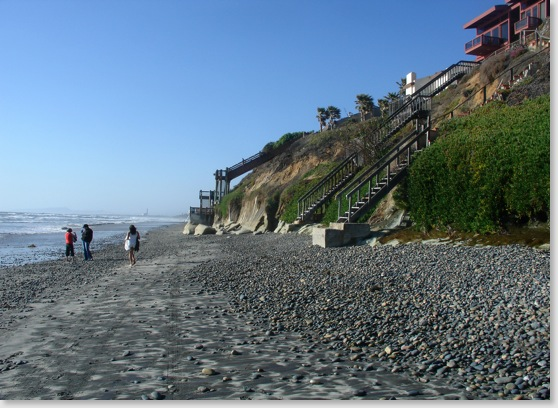 Photo_Grandview Beach stairs Leucadia ca Kyle Thomas photographer